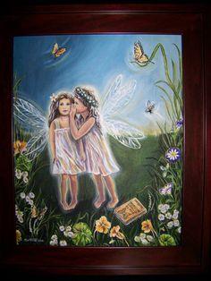 fairies secrets whispered