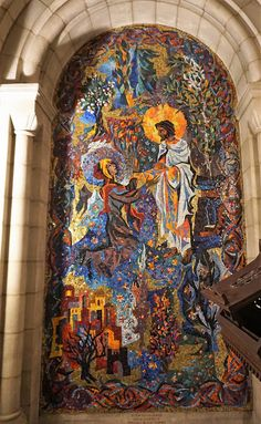 The National Cathedral, Washington D.C.: The Resurrection Chapel