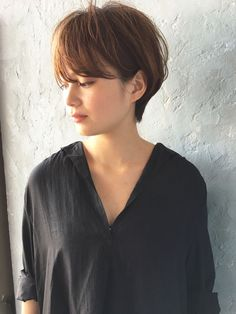 30 Most Popular Short Hairstyles For Women - Stylendesigns Edgy Short Hair, Asian Short Hair, Short Hair Cuts, Short Hair Styles, Popular Short Hairstyles, Short Hairstyles For Women, New Hair, Your Hair, Haircuts For Medium Length Hair
