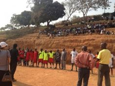 Sports outreach ministry led by Mobile Messengers #Rwanda #sportsministry #WOE
