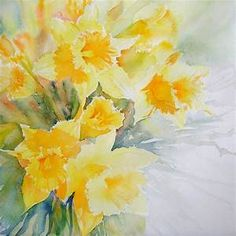 A Passion for Watercolour!: Spring has sprung