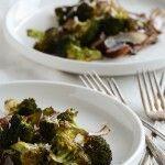Roasted Broccoli Balsamic