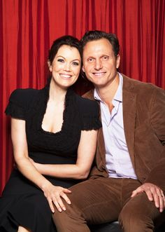 Tony Goldwyn, Present Fitzgerald Grant  Bellamy Young, First Lady Mellie Grant