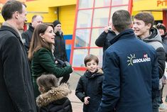 Prince Joachim and Princess Marie of Denmark brought Prince Felix, Prince Henrik and Princess Athena to the 2018 opening season of Legoland on its anniversary. Prince Felix Of Denmark, Princess Marie Of Denmark, Princess Alexandra, Princess Caroline, Queen Margrethe Ii, Royal Babies, Charlotte Casiraghi, Charity Event, Legoland