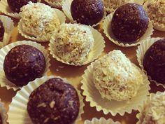 Kokosové a čokoládové guľky Muffin, Breakfast, Food, Morning Coffee, Essen, Muffins, Meals, Cupcakes, Yemek