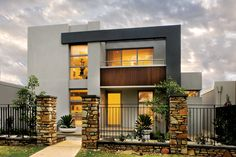 emporio two storey elevation | APG Homes