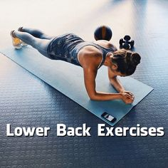 Lower Back Exercises To Try (Video) | GYM FLOW 100