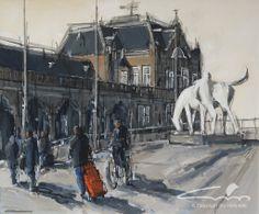 Sip Hofstede – Hoofdstation Groningen