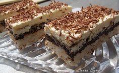 Prajitura cu nuca de cocos, ciocolata si nes  http://www.laurasava.ro/2008/05/26/prajitura-cu-nuca-de-cocos-ciocolata-si-nes/