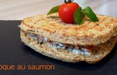 Régime Dukan : Croque au saumon fumé #dukan http://www.dukanaute.com/recette-croque-au-saumon-fume-11430.html