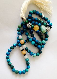 Turkish Islamic 99 Prayer Beads Tesbih Tasbih by kaysoothingbeads, $50.00