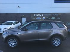 New Discovery Sport Lyons of Limerick Ford Volvo Jaguar Land Rover