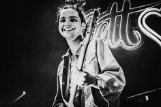 Waanzinnig concert van het nieuwe wonderkind van de Nederlandse popmuziek! Jett Rebel speelde op 11 december 2014 in de NIEUWE NOR. Fotografe: Dani Silvia