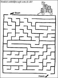Animal Coloring Pages for 6 Year Olds Unique Easy Mazes Printable Mazes for Kids Best Coloring Mazes For Kids Printable, Templates Printable Free, Worksheets For Kids, Free Printables, Kids Mazes, Maze Puzzles, Word Puzzles, Animal Coloring Pages, Coloring Pages For Kids