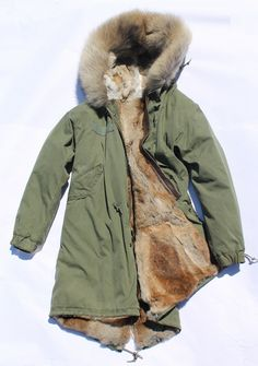 Mr & Mrs Furs - Parka