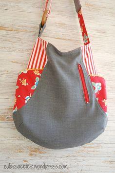 my new babe! | I finally made myself a new handbag! YAY blog… | Flickr