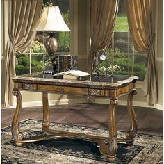Have to have it. Heritage Writing Desk - $1339 @hayneedle.com