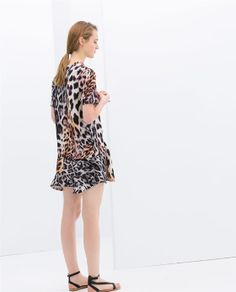 Image 2 of PRINTED DRESS from Zara