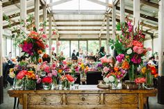 Florals at Stones of the Yarra Valley