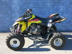 Used 2014 Suzuki QuadSport Z400 ATVs For Sale in Georgia. 2014 Suzuki QuadSport Z400, Ready to Ride! 2014 Suzuki QuadSport Z400 The 2014 QuadSport Z400 features Suzuki's Fuel Injection system that provides a cleaner, quicker, and stronger acceleration than ever before. It's the ideal four-wheeler for exciting sport riding on the track, in the sand, or in the woods. Whether you're an avid racer or just out for a quick ride, our sport quads are the most fun you can have on four wheels…