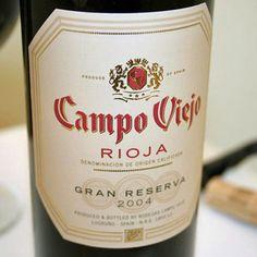 Wine of the Day: 2004 Campo Viejo Rioja Gran Reserva