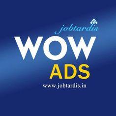 Wow Ads @ www.jobtardis.in #Free #Registration : www.jobtardis.in/login.php