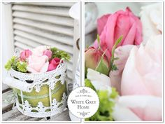 Friday Flower Blumenkuchen bunt
