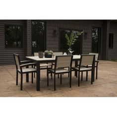 10 great modern outdoor dining sets images modern outdoor dining rh pinterest com