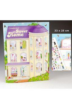 Top Model - Sweet Home, zestaw kreatywny - Depesche