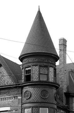 Victorian Turret :: visit us at the Jersey Shore :: http://www.ocean-grove-nj.com