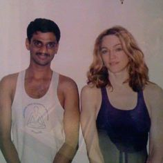 Sharath & Madonna