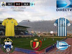 Copa del Rey 2016/17 4º Final Ida: Alcorcon 0-2 Deportivo Alaves
