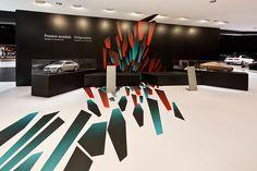 AutoSalon Geneva Mercedes Benz Project at/for Atelier Markgraph