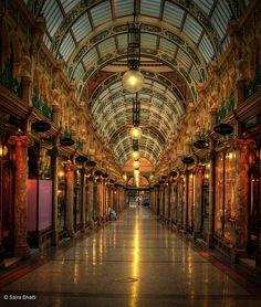Shopping Galleria at Victoria Quarter