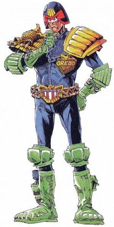 Judge Dredd (Joseph Dredd)