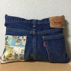 履かなくなったデニムをリメイクして、ショートパンツやバッグに♪簡単に作れる方法をまとめてみました!