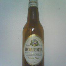 Bohemia, Creada en el año: 1853 Ingredientes: Agua, malta, cereales no malteados, lúpulo Graduación Alcohólica: 5 %