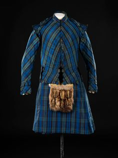 Every object in our collection has a story to tell. Viking Age, Air Show, European Fashion, Tartan, Plaid, Jackets, Highlanders, Kilts, Welsh