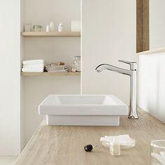 Classic bathroom, classic faucet | Hansgrohe US