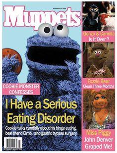 Muppets...