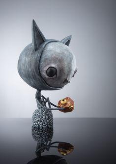 The Fortune Teller by Steve Ferrera from Modern Eden Gallery