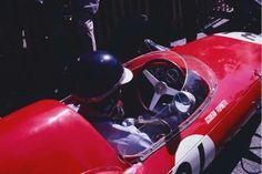 1962 EHCC Hillclimb, Ollon-Villars : Jim Clark, Lotus-Climax 21 #31, Scuderia Filipinetti, 3rd. (ph: © J. C. Martha)