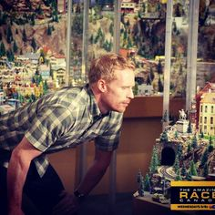 Amazing race canada ..best host ever after phil