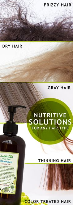 Realize your hair goals with Just Natural's collection of specially formulated nutritive hair care products. Harnessing the healing and rejuvenating power of ingredients found in nature, you'll find everything from shampoos and conditioners to cleansers and detanglers. For real results without the harsh chemicals, shop JustNaturalSkinCare.com.