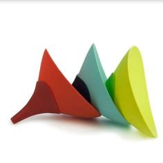 Wet/Dry dual purpose Funnels * Architec