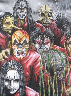 Slipknot.  The band that started it all for me