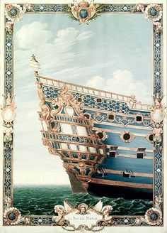 Aft of Soleil Royal 238728 - French ship Soleil Royal (1670) - Wikipedia, the free encyclopedia