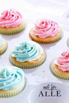 Cupcakes. www.matforalle.no