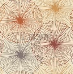 Sandy and orange radial elements  Seamless background for patterns,..