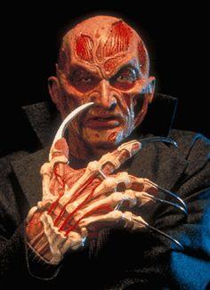 Freddy Krueger - more evil in New Nightmare